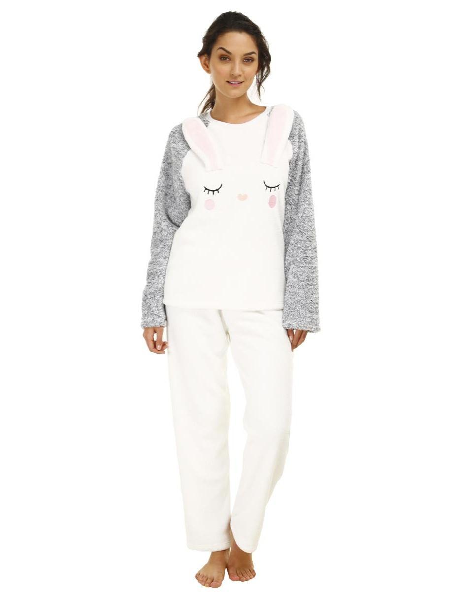 Conjunto pijama liso That s It blanco ee921ba27dcba